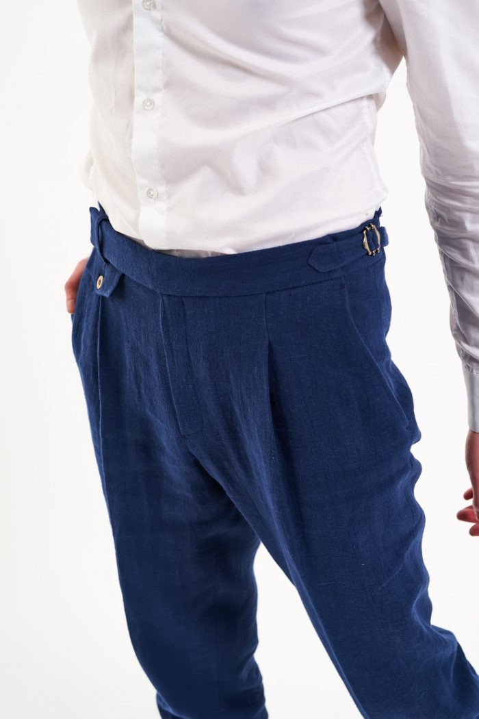 hemp trousers