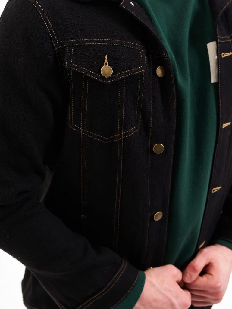hemp jacket
