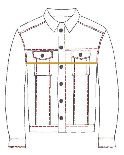 chest jackets