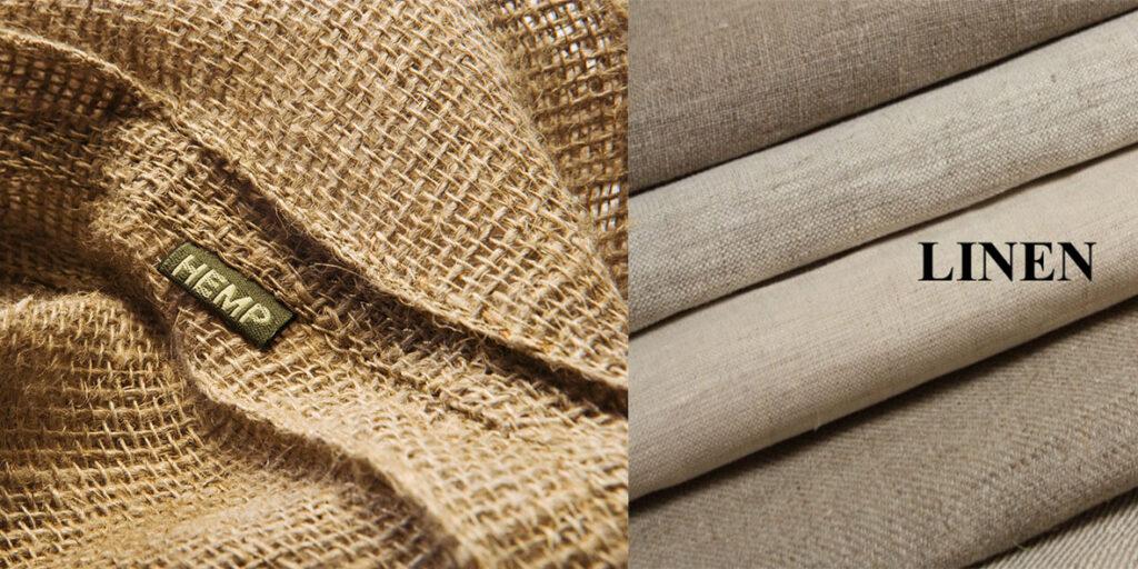 hemp versus linen