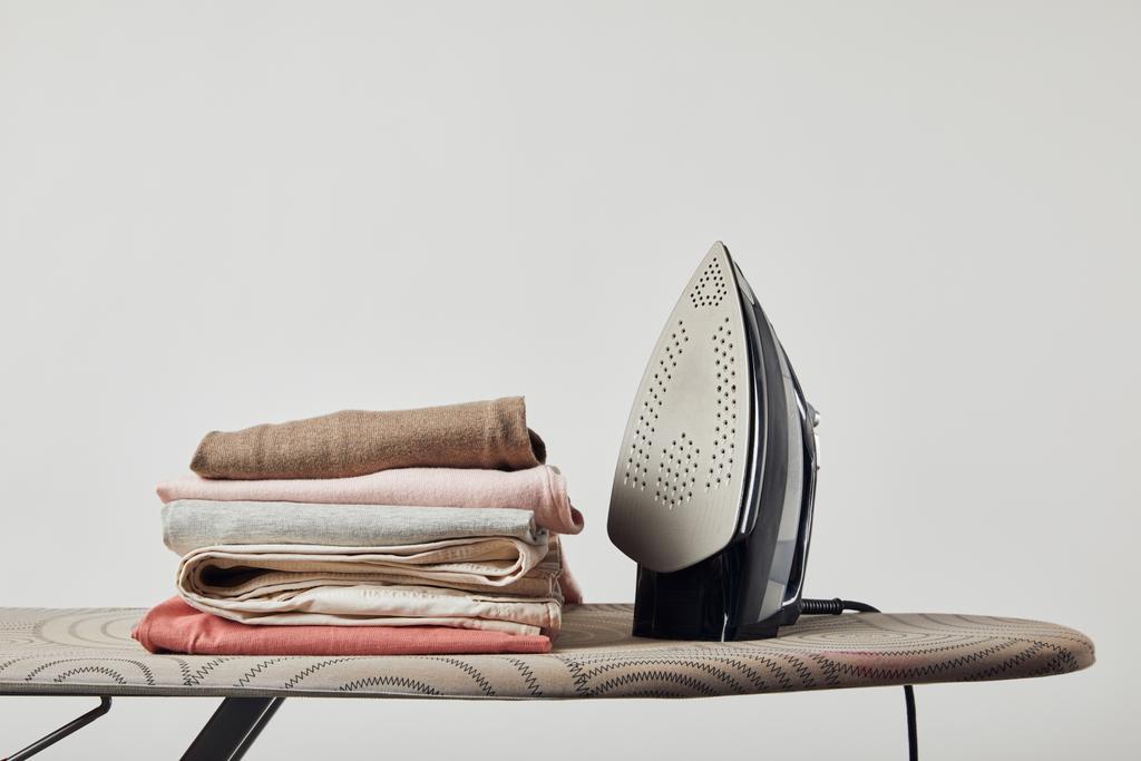 ironing hemp clothing