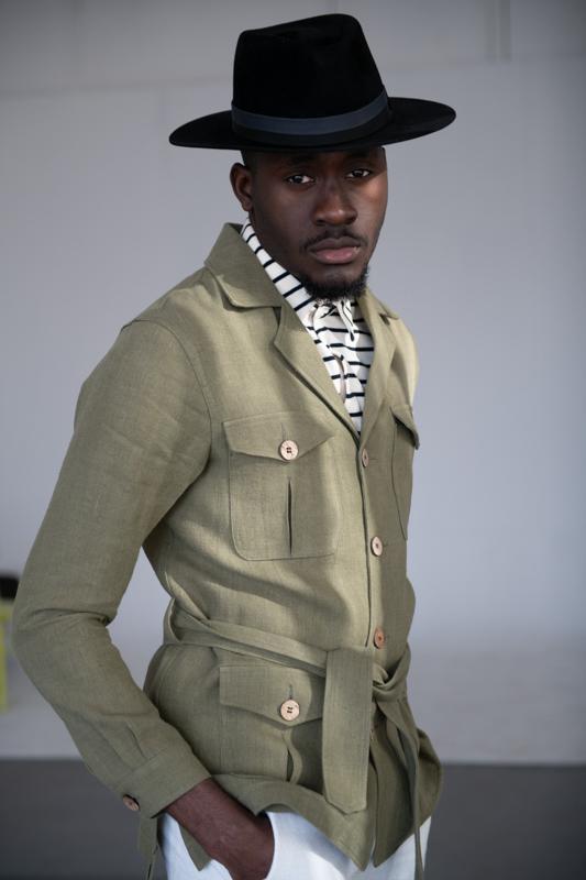 Menswear Color Trends