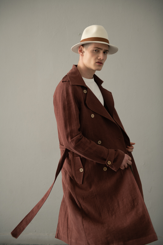 Whiskey Brown Trench